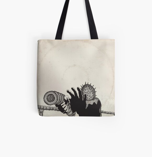 Mutilator Defeated at Last All Over Print Tote Bag