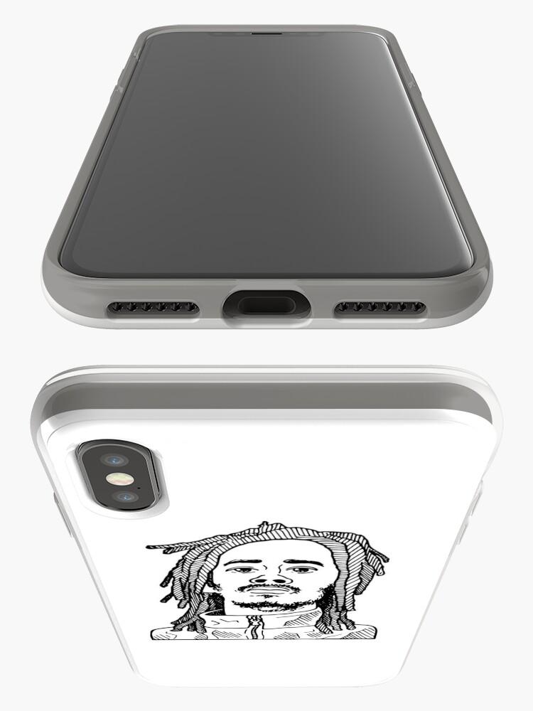 Alternative Ansicht von Graf iPhone-Hülle & Cover