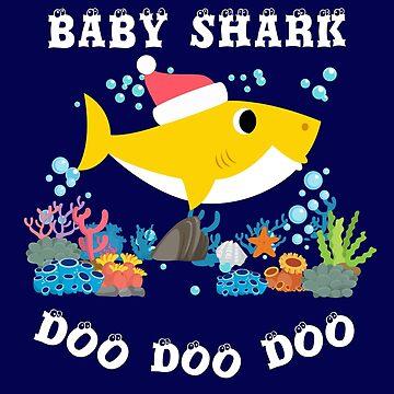 XMAS Edition - Baby Shark Doo Doo Doo by prory30