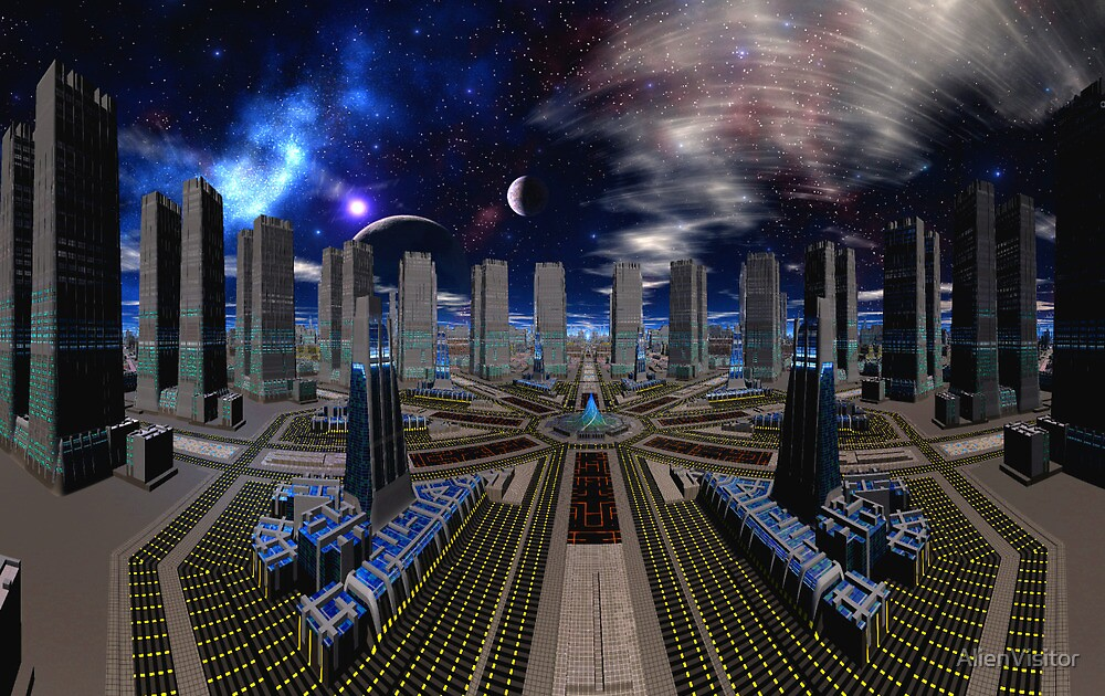 Nexis Hub by AlienVisitor