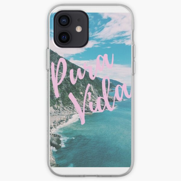Pura Vida iPhone Soft Case