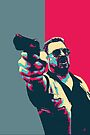 The Big Lebowski Revisited - Walter No.2 by Serge Averbukh