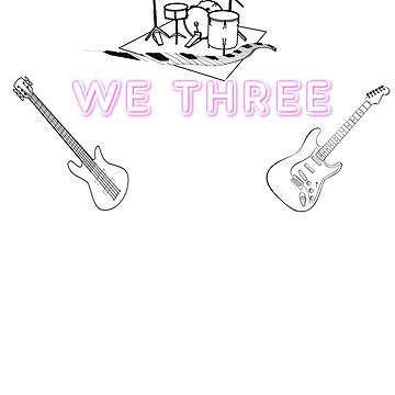 We Three by NessaElanesse