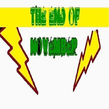 the end of november lightning by EndofNovember