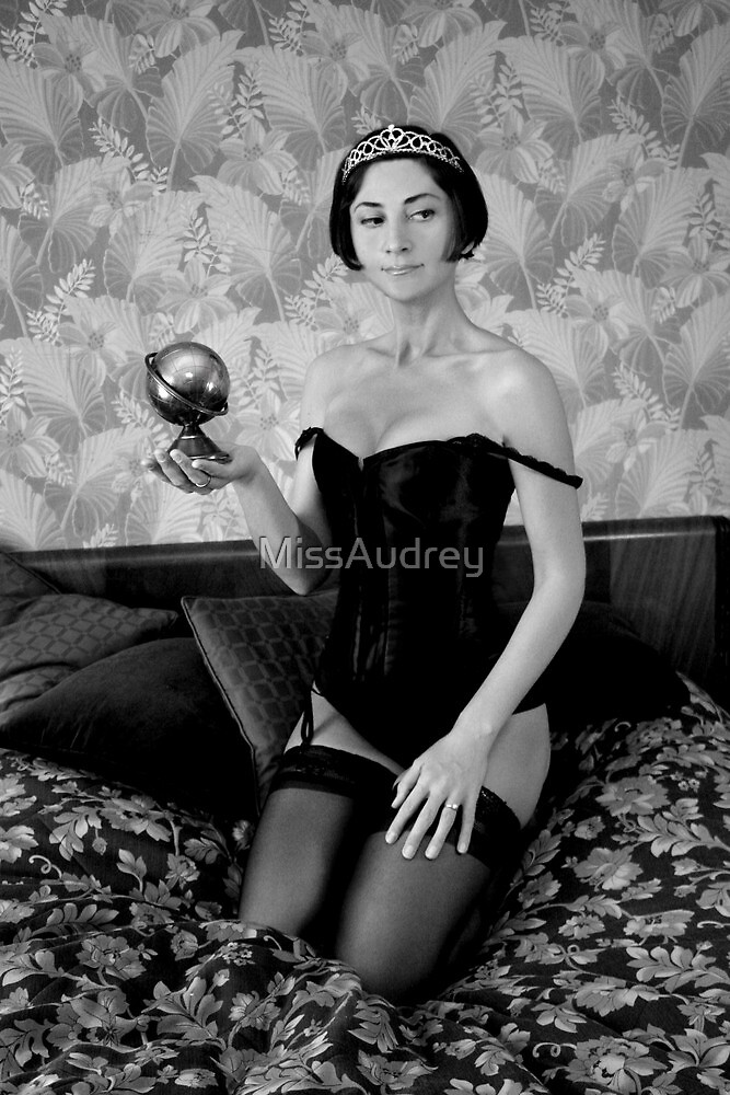 Princess Audrey by MissAudrey