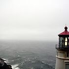Heceta Head Lighthouse - Yachats, Oregon USA by searchlight