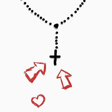 rosary love by frankierose