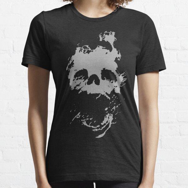Fading Light Death Skull Essential T-Shirt