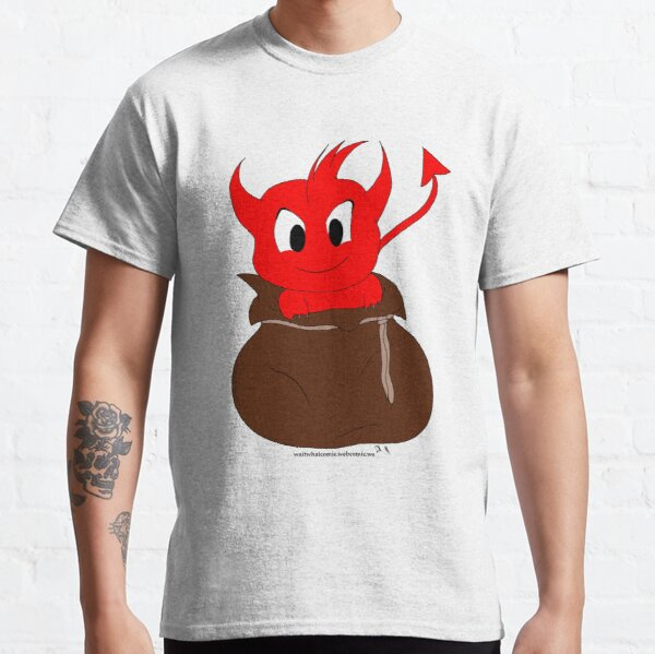 Demon in the sack Classic T-Shirt