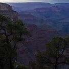 The Grand Canyon South Rim Series - Hermits Rest Point - 5 ©  by © Hany G. Jadaa © Prince John Photography