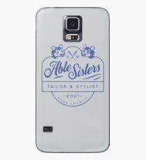Funda/vinilo para Samsung Galaxy Able Sisters: Sastre y Estilista