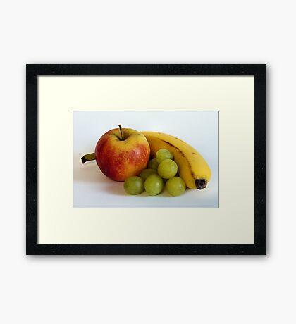 Fruit Framed Print