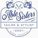 Fähige Schwestern: Schneider & Stylist von Shelbeawest