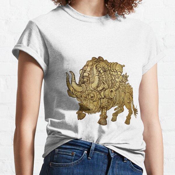golden mechanical bull Classic T-Shirt
