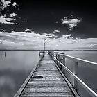 Eagle Point Jetty... by Tracie Louise