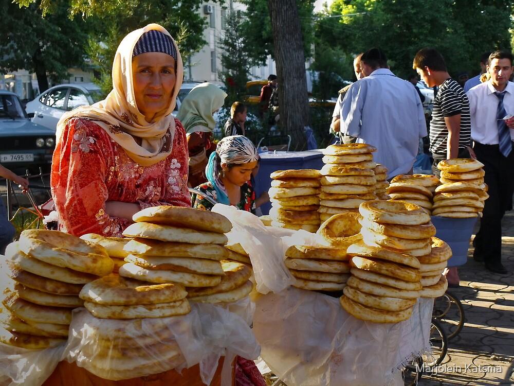 Daily bread by Marjolein Katsma
