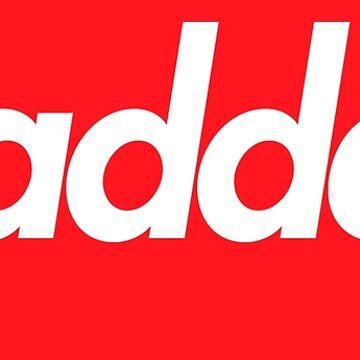 Hello My Name Is Thaddeus Name Tag by efomylod