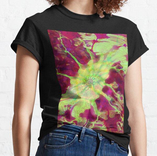 Fraktale Splash Classic T-Shirt