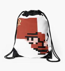 Hockey Player - USSR Drawstring Bag