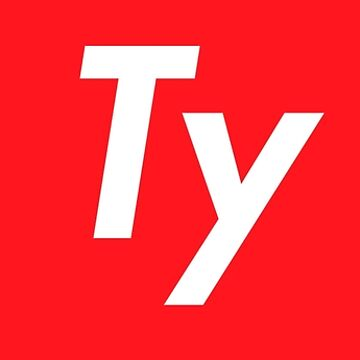 Hello My Name Is Ty Name Tag by efomylod