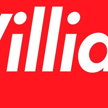 Hello My Name Is William Name Tag by efomylod