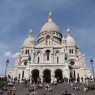 Sacre Coeur! by mcrphotography