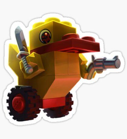 The Duck Sticker