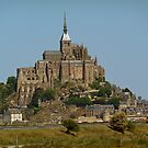 Mont St. Michel by mcrphotography
