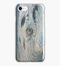 Old wood texture pattern for web background iPhone Case/Skin