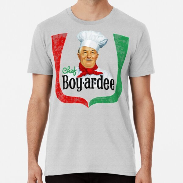 Chef Boyardee (throwback) Premium T-Shirt