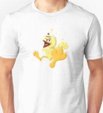 Karate Bird Unisex T-Shirt
