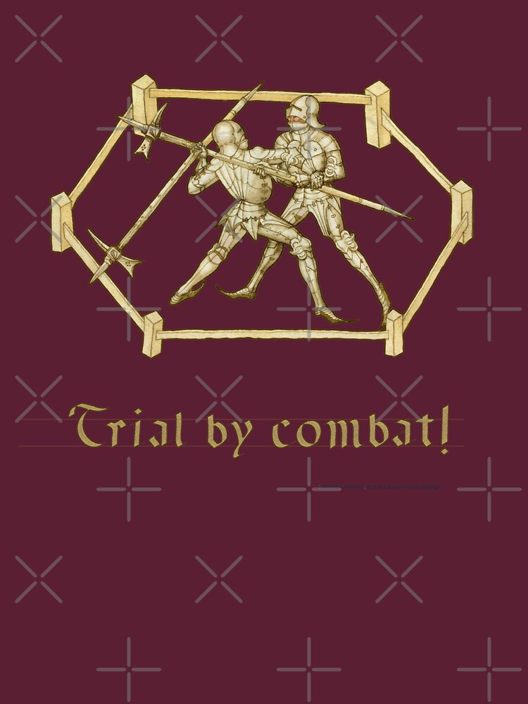 Trial by combat! de interarte