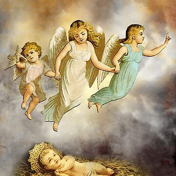 ANGELIC BIRTH by Tammera