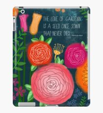 Floral Collection iPad Case/Skin