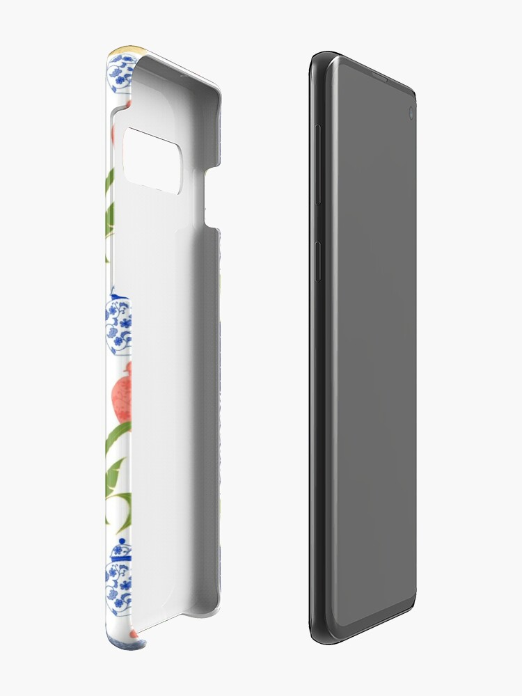 Alternate view of Chinoiserie Vases Case & Skin for Samsung Galaxy