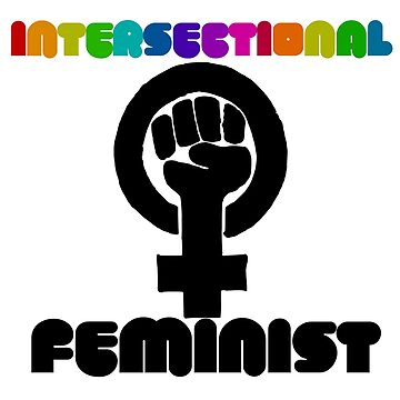 intersectional feminism  by Boogiemonst