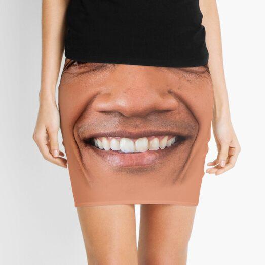 Obama Mini Skirt