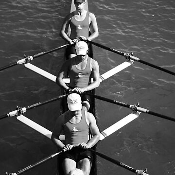 The Rowers #2 by LaurieMinor