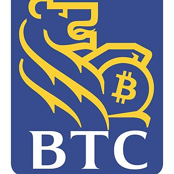 Bitcoin Royal Bank of Canada by MillSociety