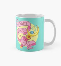 Fight Like a Girl Mug
