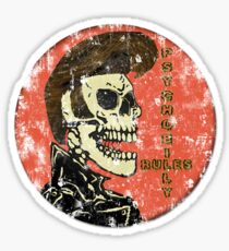 Psychobilly Rules Sticker
