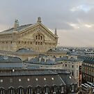 L'Opera - Rear View by mcrphotography