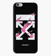 Off-White Arrow Fire iPhone-Hülle & Cover