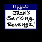 "Fight Club- ""I AM JACK'S SMIRKING REVENGE"" by Hek B"