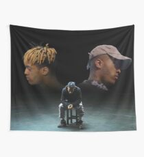 Triple X Dual Self Wall Tapestry
