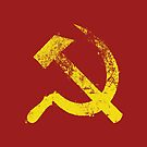 Used Hammer & Sickle Communism by Chocodole