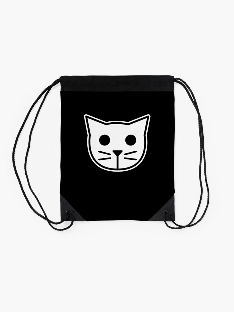 Alternate view of Meow Meow Beenz Drawstring Bag