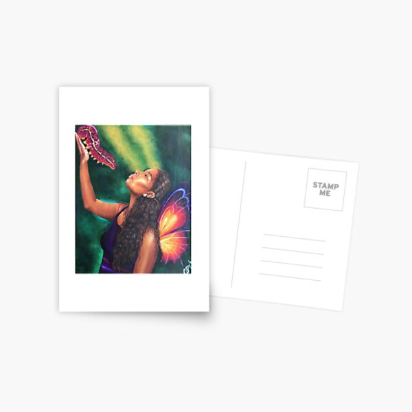 Metamorphosis Postcard