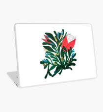 Bloom where you are planted! Laptop Skin