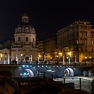 Rome's Imperial Forum by Sam Ermer